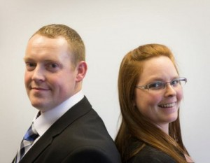 Antony & Caroline Howe - Founders of Cleantouch Cleaning