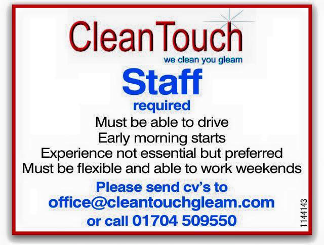 jobs in cleaning services